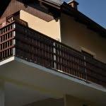 Balkon Žeje stransko
