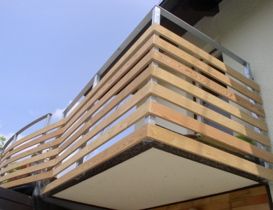 Balkon Brezovica spodaj drugi del