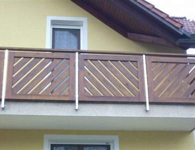Balkon Domžale spredaj