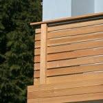 Balkon Jesenice sibirski macesen detajl 3