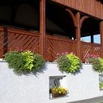 Balkon Kamnik spredaj