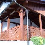 Balkon Kamnik kot