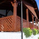 Balkon Kamnik stransko