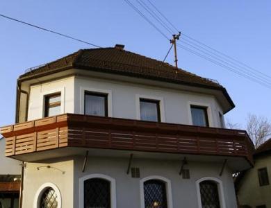 Balkon Pšata cela