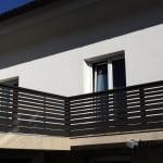 Balkonska ograja Golnik stransko