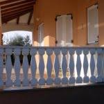 Balkonska ograja Primorska stran druga
