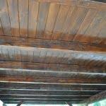 Enokapni nadstreek za avto Medium streha