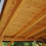 Enokapni nadstresek Crnuce streha 2