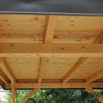 Enokapni nadstresek Crnuce streha 3