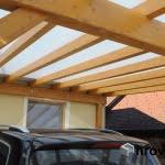 Enokapni nadstresek Gric detajli strehe