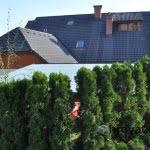 Enokapni nadstresek gorje streha