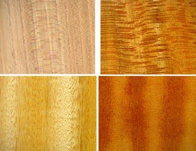 Estetske lastnosti lesa