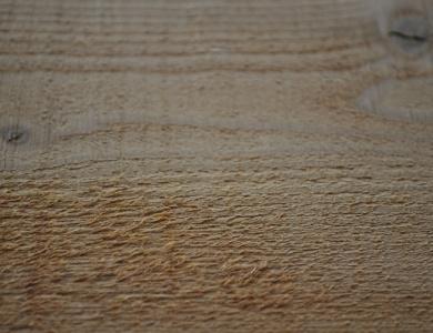 Kamniško sedlo - parjen les