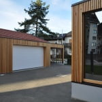 Lesena fasada Kamnik okno