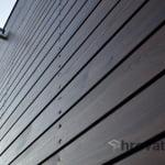 Lesena fasada Matke detajl