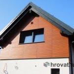 Lesena fasada Smartno stransko
