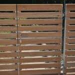 Lesena ograja ljubljana 4 vrata
