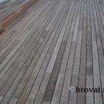 Lesena terasa Celje iroko