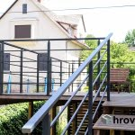 lesene stopnice rozna dolina