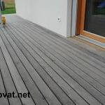 Lesena terasa vodice detajli 2