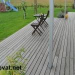 Lesena terasa vodice druga stran