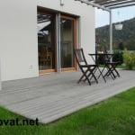 Lesena terasa vodice slika 1
