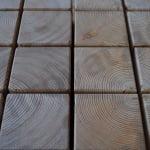 Leseni tlakovci iz sibirskega macesna 4
