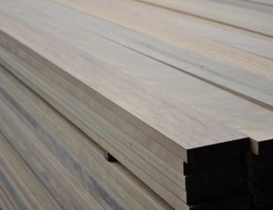 Obdelava eksotičnih vrst lesa