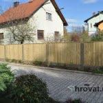 Obnova lesene ograje Ljubljana od dalec