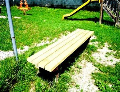 Obnova zunanjih igrišč in parkovne opreme