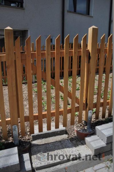Panelna Ograja Brezovica vrata