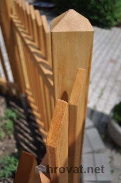 Panelna Ograja Brezovica vrh ograje
