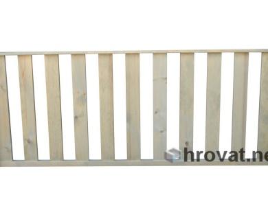 Ograja 8 pokončna, razmik 90 mm - panelna