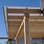 Pergola Skarucna streha
