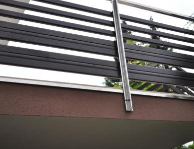 Profiliranje lesenih ograjnih elementov