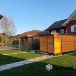 Vrtna hiška Amstetten10