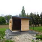 Vrtna uta Ontario odprta vrata