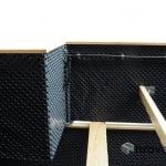 Zalivalni sistem za visoke grede notranjost