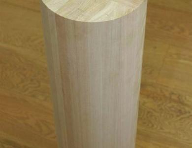lesen okrogli steber