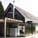 lesena fasada moravce cela