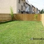 lesena ograja ljubljana 2 vrt