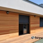 lesena terasa dravlje daljša stran