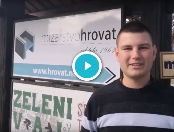 Promo video Mizarstvo Hrovat