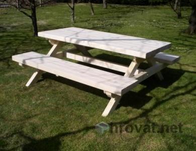 vrtna garnitura maxi piknik